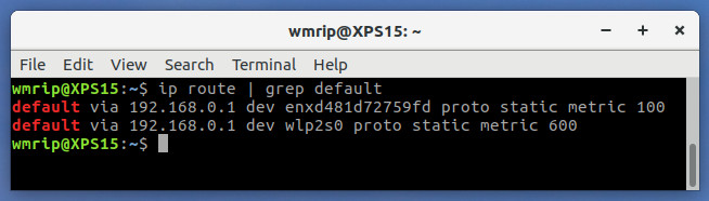 How to find your Router IP on Linux: Open terminal and enter a simple command
